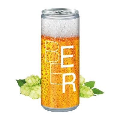 Bier aus der Dose