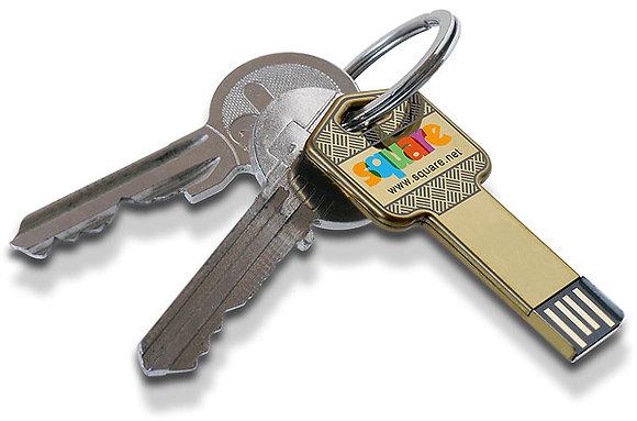 USB Memory Stick in Schlüsselform V 2.0 / 3.0