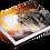 Thumbnail: Block mit Haftnotizen im Hardcover