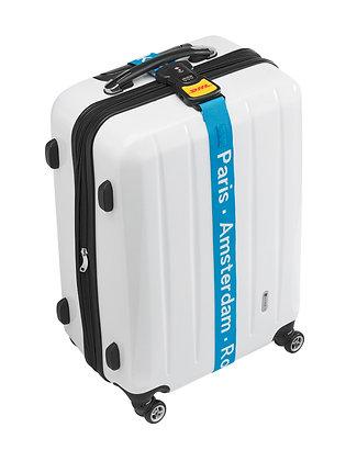 Koffergurt mit Waage