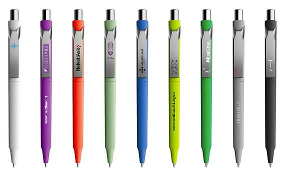 Kugelschreiber DS10 von Prodir
