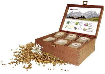 Tee aus der Schweiz - Swiss Tea