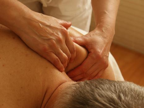 Het verschil tussen een ontspanningsmassage en een sportmassage?
