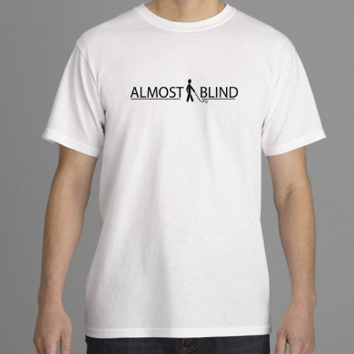 Almost Blind T-Shirt Long Logo