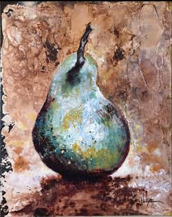 Green Pear ~ Waiting to Turn