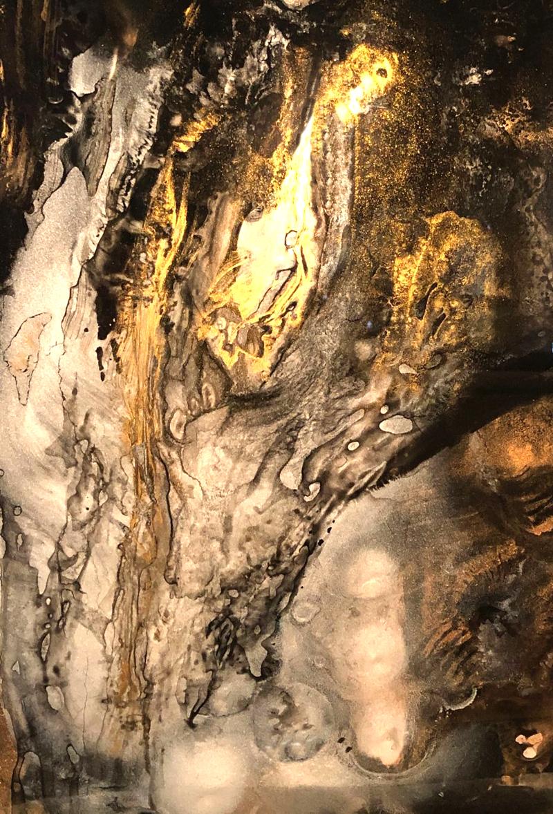 Black Waters- detail
