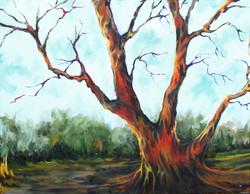 Figurative Oak Tree