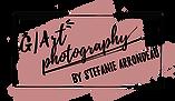 Logo Stefanie Arrondeau Hochzeitsfotograf