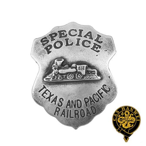 Railroad Police Badge - OH3030