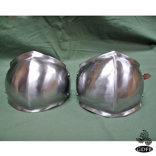 Poleyns - Knights Knee Protection - Knee - AB3973
