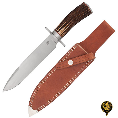 Bison Bowie Knife From Hanwei - Rock Creek- KH2536