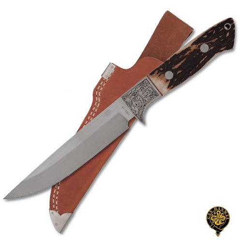 Wapiti Fixed Blade Knife from Hanwei - Rock Creek - KH2501