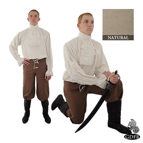 Napoleonic Shirt with Frills