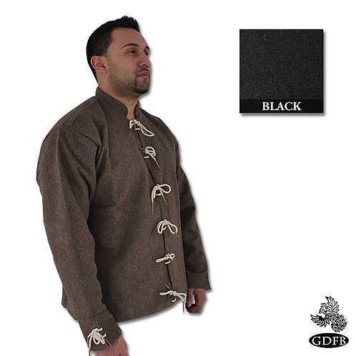 Mans Doublet 15th Century - Wool (GB0168-GB0173)
