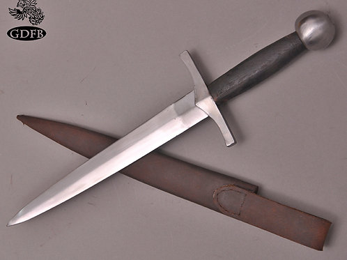 Imperfect Item - 12th C Crusader Dagger - SB3962 - See Below for details