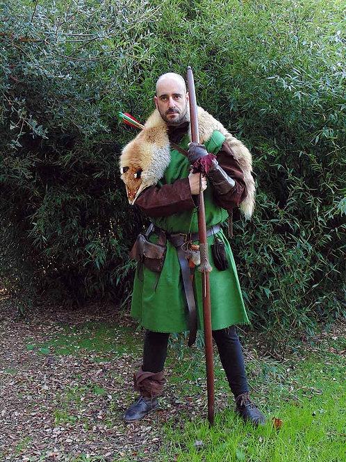Gladiator Tunic - Green