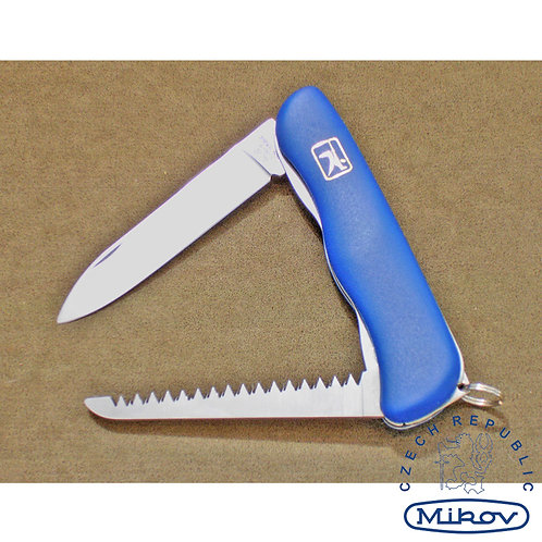 Folding Knife - Stainless Steel Blade - From Mikov -115-NH2