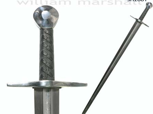 Damascus Marshall Sword - SH2001