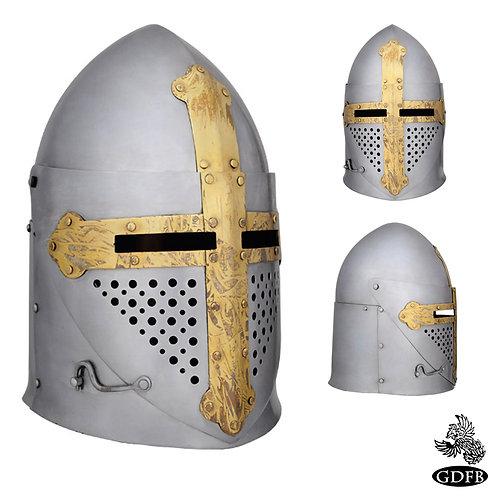 Pot Helmet - 14g - AB3352