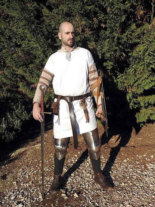 Celtic / Medieval Tunic - White