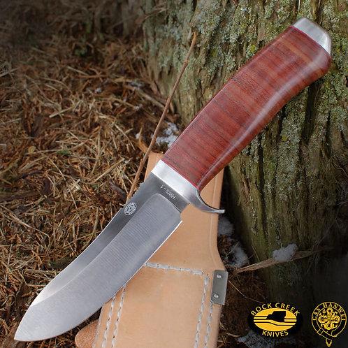 Kudu - Woodsman Fixed Blade Knife from Hanwei - Rock Creek -KH2514