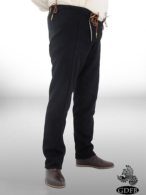 Mans Trousers 15th Century - Wool - (GB0248 - GB3134 - GB3154)