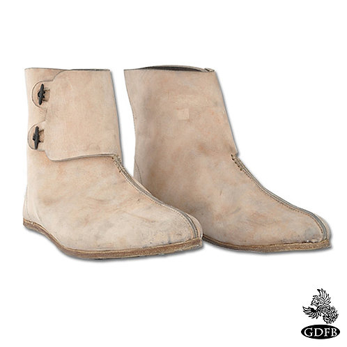 11th C Norman Cavalry Shoes