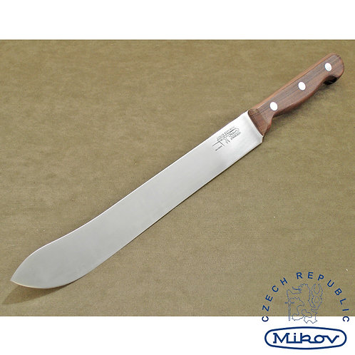 Deluxe Butchers Knife for Hunting / Fishing - From Mikov -322-ND