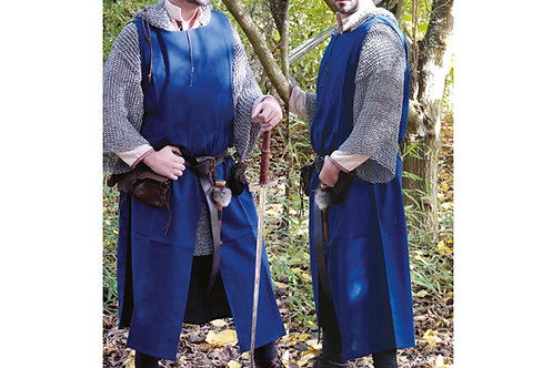 Medieval Surcoat - Blue - GB4145
