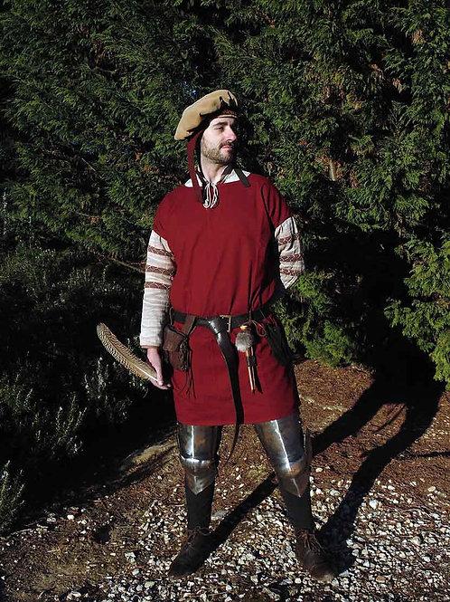 Celtic / Medieval Tunic - Maroon