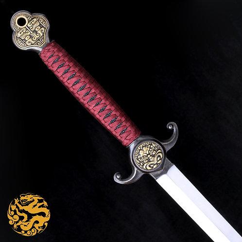 One Piece Jian Sword with Yazi Demon Motif - SD15050-YZ