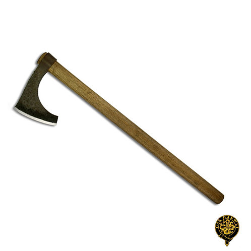 Bearded Viking Axe (Antiqued Finish) - XH1073N
