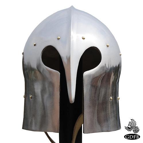 Corinthian Barbute Helmet - 14 g - AB0340