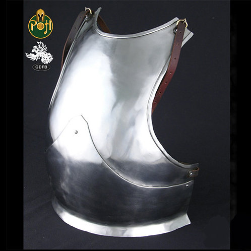 European Breast Plate - AB0089