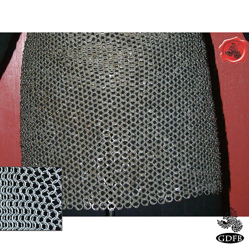 Skirt - Chainmail -  Infantry Grade - Code b - AB2415