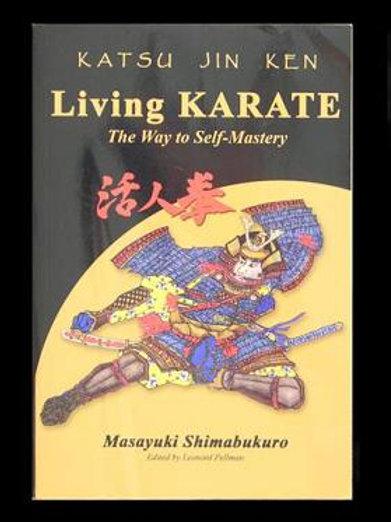 Living Karate Book - OXM07