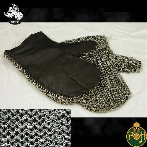 Mittens - Chainmail - Knight Grade - AB2753