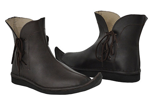 Viking Leather Shoes - GB1779
