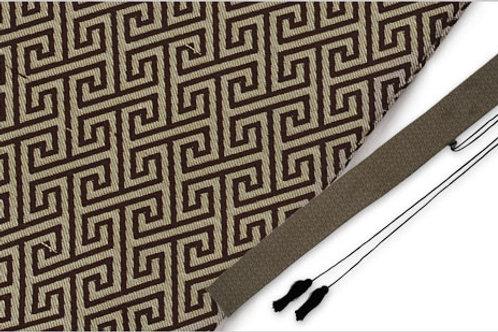 Japanese Sword Bag, Fret Pattern - OH2480
