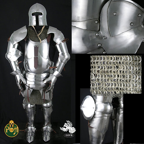Milanese Suit of Armour - AB0063