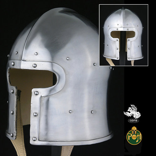 T Face Barbuta Helmet - 14 g - AB0336