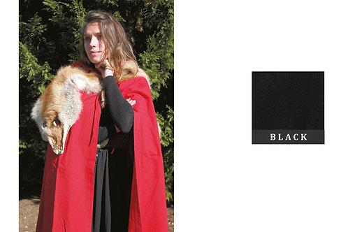 Wanderer's Cloak - Black - GB3999