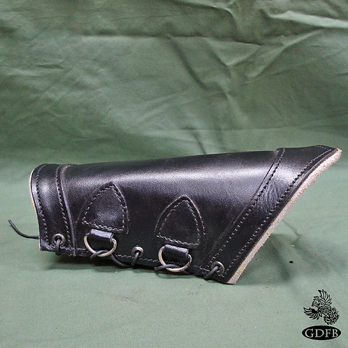 Leather Vambraces - OB3982