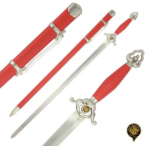 Practical Wushu Sword (Flexible Blade) - SH2062