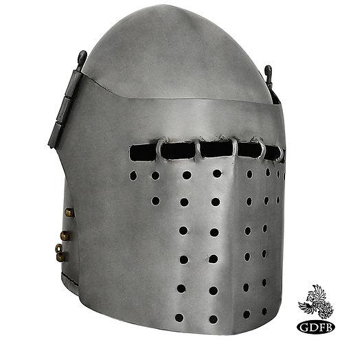 Great Fighting Bascinet Helmet - 14g - AB2967