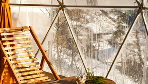 Connect to Yourself and Nature Through Glamping