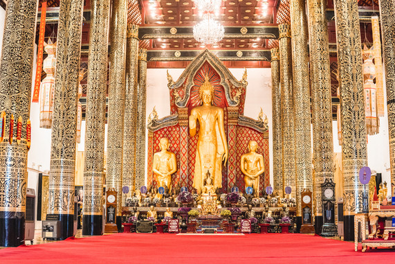 Chiang Mai - za Buddhou do thajských hor