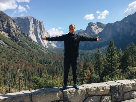 Proč mě tak nadchnul Yosemite National Park