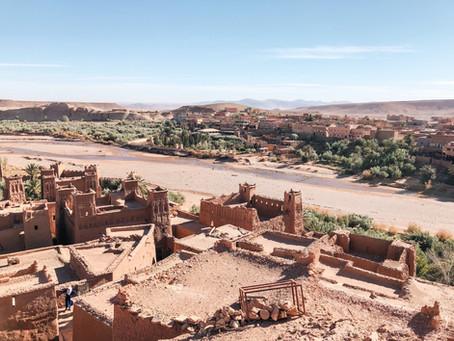 Rovnou do marockých pouští a hor