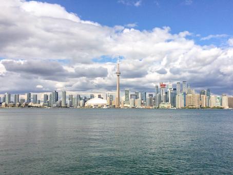 Toronto a velké kanadské dobrodružství - I. část